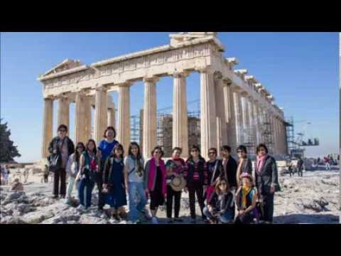 Our Turkey and Greece 2013 Tour