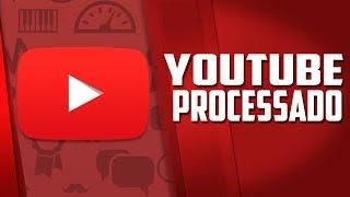 Youtube sendo processado por youtubers, VISH