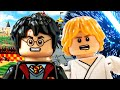 Harry Potter vs Luke Skywalker. Epic Rap Battles Of History