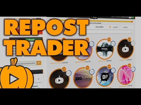 Repost Trader | Join The Community!