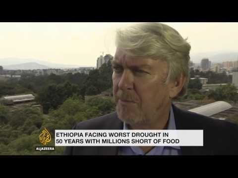 Ethiopia drought puts 400,000 children's lives at risk