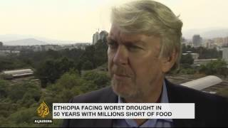 Ethiopia drought puts 400,000 children's lives at risk!