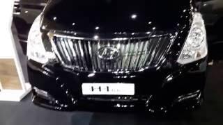 Hyundai H 1 Deluxe 2017 смотреть