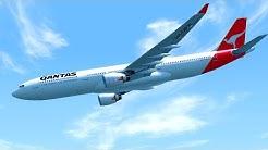 Freefall - Qantas Flight 72
