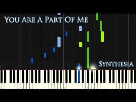 Synthesia Tutorial Vladimir Sterzer - You Are A Part Of Me (Black Mirrors) thumbnail