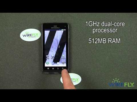 Motorola DROID 3 First Look