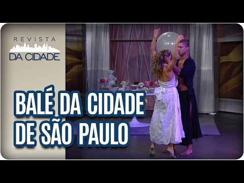 Balé da Cidade de São Paulo - Revista da Cidade (31/03/2017)