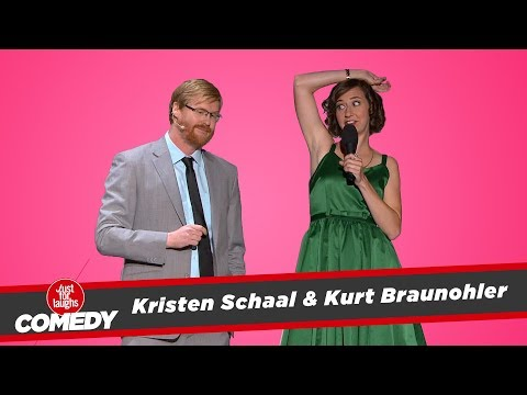 Kristen Schaal Has A First Date On Stage