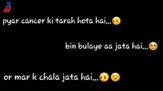Sachi mohabbat || Channa mereya sad song || Three v's