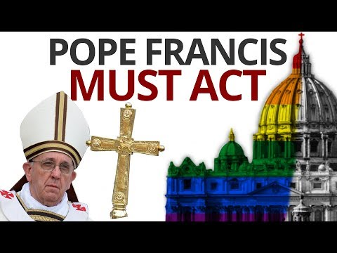 The Vortex—Pope Francis Must Act