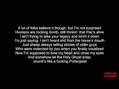 Hopsin - ILL MIND OF HOPSIN 7 Lyrics