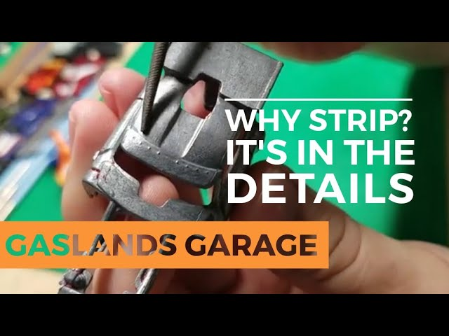 Gaslands Garage: Why Strip Cars?
