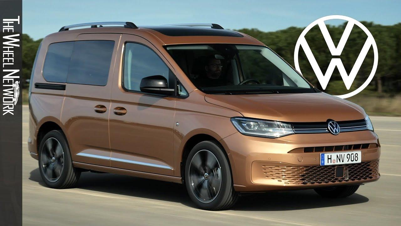 2021 Volkswagen Caddy 5   Driving, Interior, Exterior ...