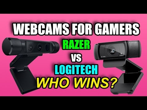Best Webcam For Streamers & Gamers?