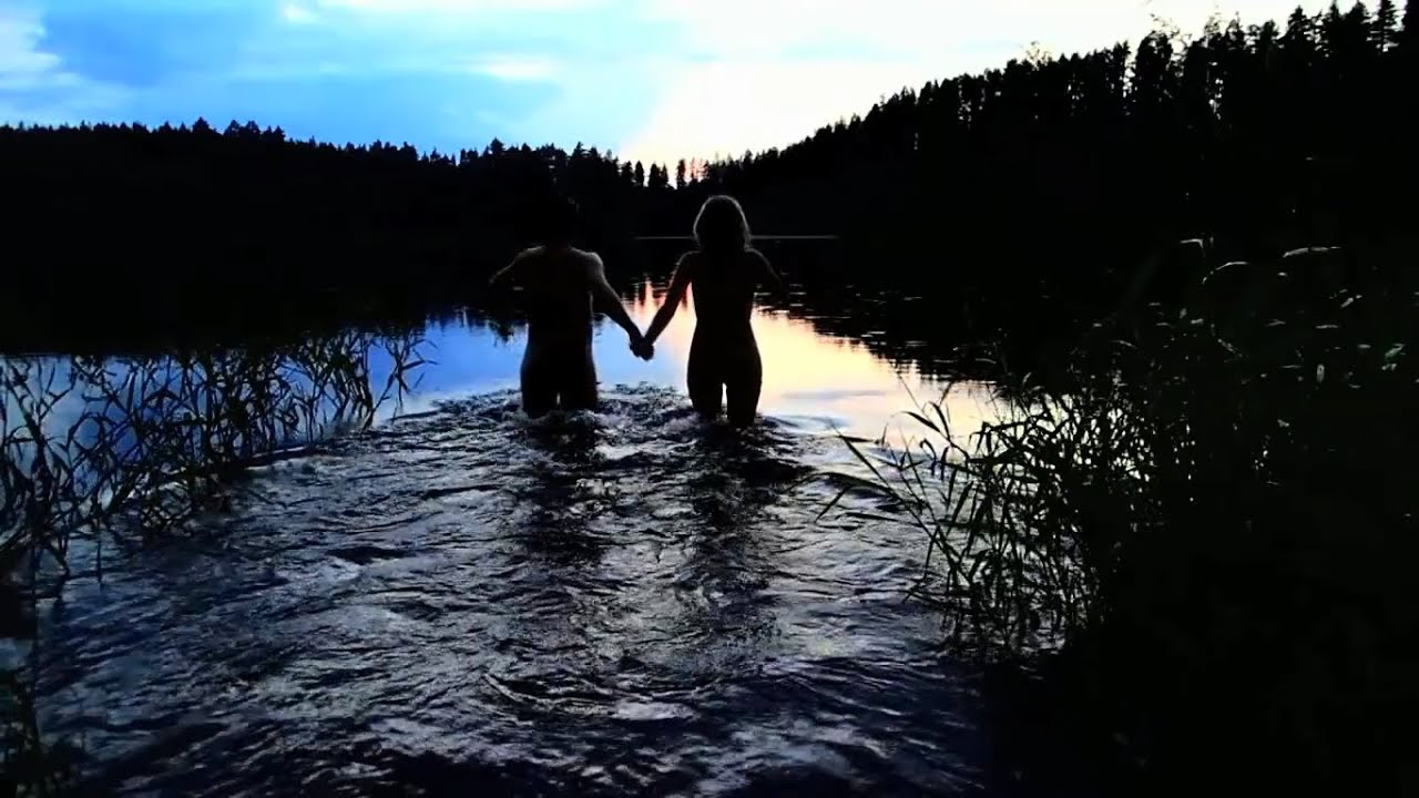 Skinny Dipping In Finland  - Youtube-7694