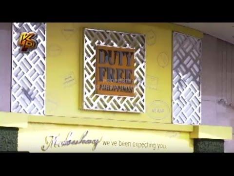 DUTY FREE PHILIPPINES (Naghahanap ng pasalubong?)