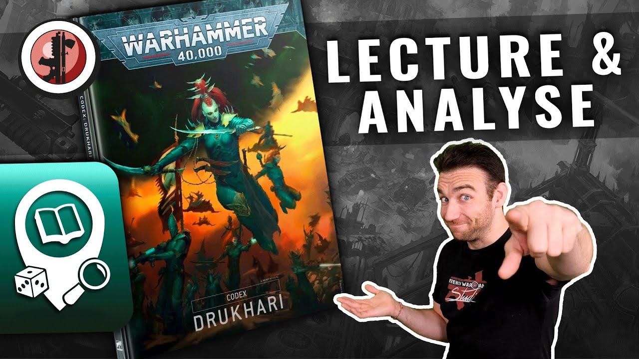 Download Lecture & Analyse du Codex Drukhari