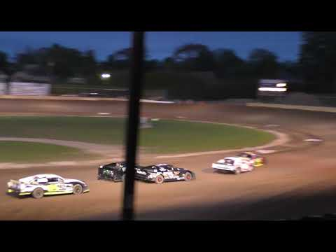 Plymouth Dirt Track Grand National Feature 6-15-2019