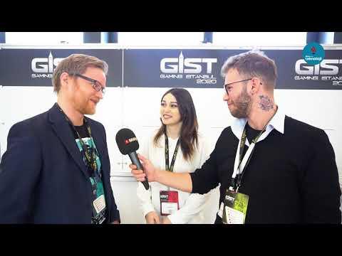 Conan Exiles Yapım Ekibinden Eric Ile Gaming İstanbul 2020 Hakkında özel Röportaj Yaptık.