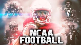 NFL Players Behind NCAA Football