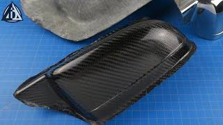 Carbon Fiber Car Mirror Cover Lessons Learned