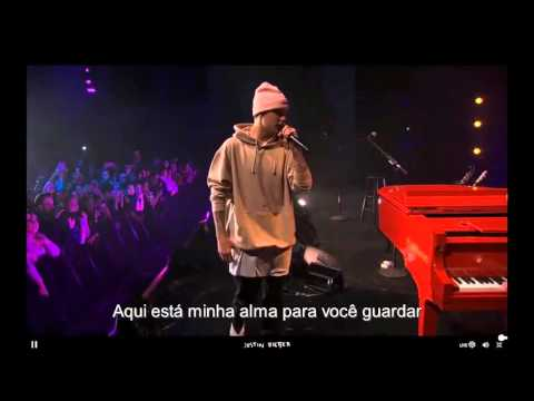 Justin Bieber - Purpose - Live [LEGENDADO/TRADUÇÃO]
