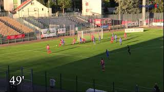 Racing Besançon - Grandvillars: Résumé du match