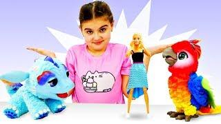 Барби выбирает питомца. Приключения Барби - Мультики для девочек