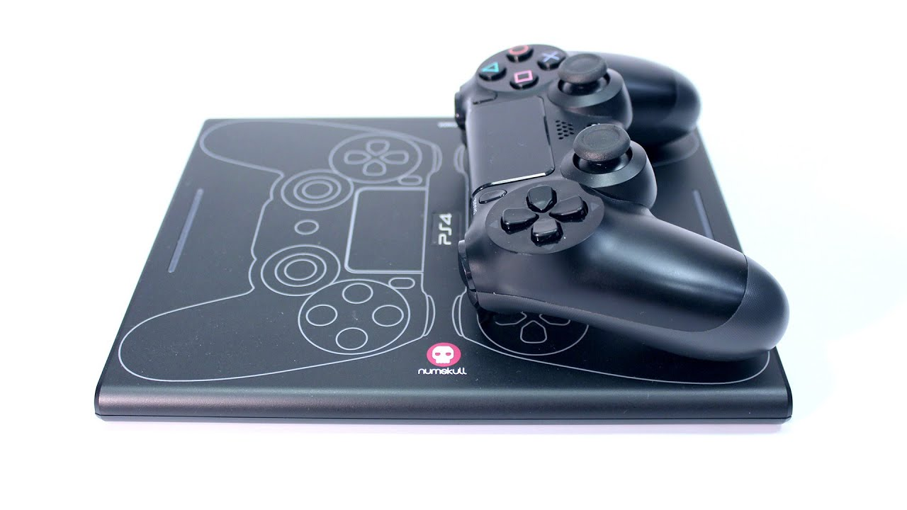 Sony Official Ps4 Charging Mat Youtube