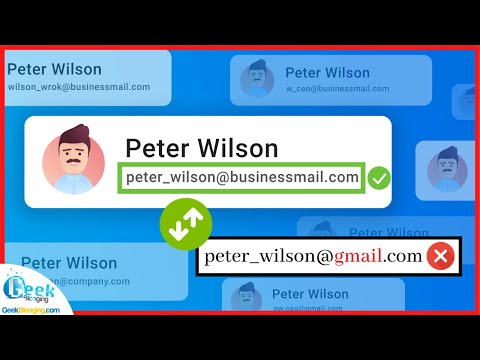 How to Create Professional/Business Email for FREE [LIFETIME]