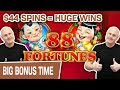 ✴ 88 Fortunes Leads to RAJA Fortunes! 🥠 $44 Spins = HUGE Slot Machine Wins