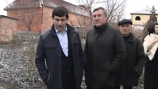 С телекамерой по республике 22 01 16 Муслим Яндиев Ведущая Аза Картаева