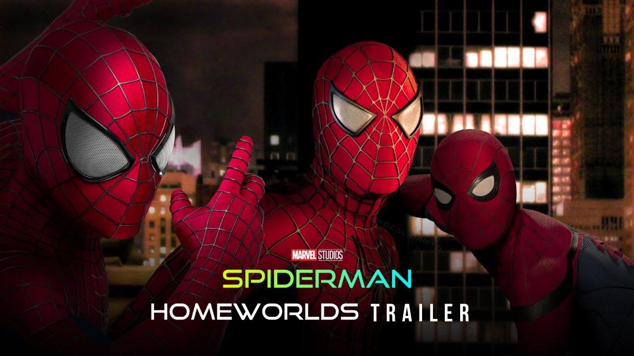 Spiderman 3: HOMEWORLDS (2021) Teaser Trailer | Marvel Studios