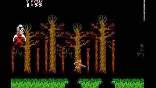 Прохождение самой трудной игры на денди Ghost n Goblins