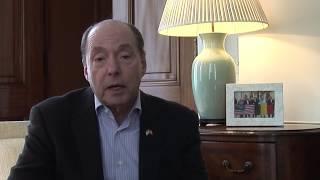 Ambassador Gidwitz on the current COVID19 crisis