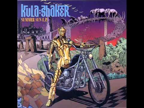 Kula Shaker - Raagy One ( Waiting For Tomorrow) LYRICS