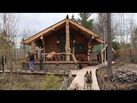 Проекты домов из бревна каталог деревянных домов