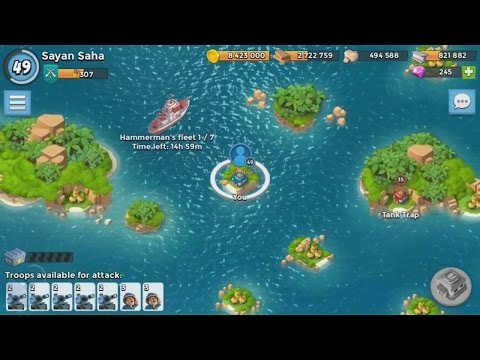 Boom Beach Episode 4