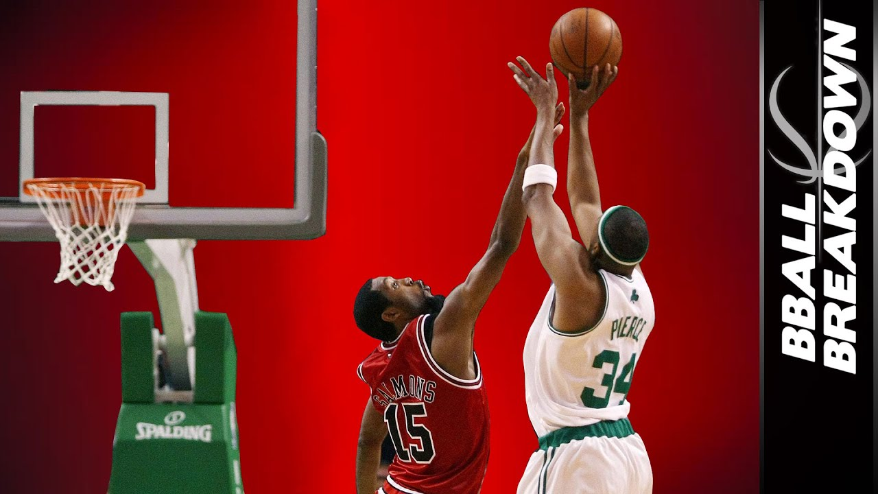 Paul Pierce Shows Bulls That The Truth Hurts