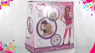 Chi Chi Love. Плюшевая собачка Гаванская болонка (5894137)