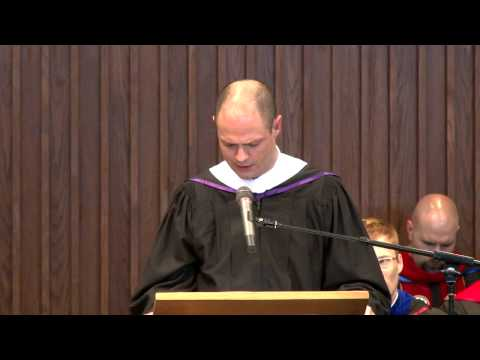Trinity School at River Ridge Commencement 2015 - Jon Balsbaugh