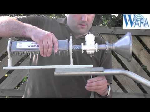 Satellite Internet System - Hughes HX 50 Installation Video