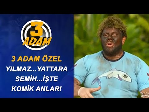3 Adam'dan Muhteşem Survivor Skeci! | 3 Adam