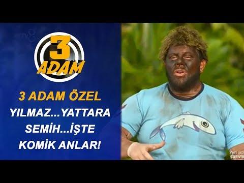 3 Adam'dan Muhteşem Survivor Skeci!   3 Adam