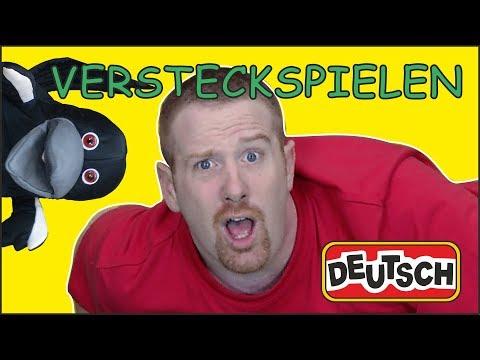 versteckspielen-mit-steve-and-maggie- -lernen-mit-steve-and-maggie-deutsch