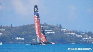 Sailors or Pilots Emirates Team New Zealand Set Sail! Part 4
