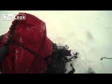 Death Zone - bodies left behind on Mt. Everest