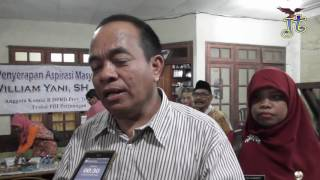 Walikota Jaktim Hadiri Dialog Masa Reses Anggota DPRD DKI