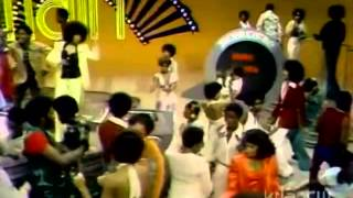 The Soul Train Dancers 1974 (The Commodores - Machine Gun)