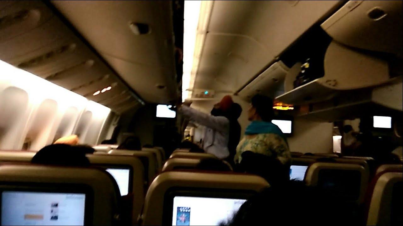 JET AIRWAYS FLIGHT 9W 234 REVIEW FROM DELHI(DEL) TO TORONTO ...